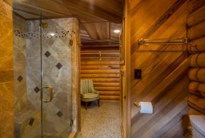 Master Bath-Main House