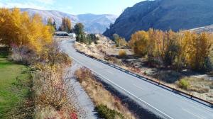 Entiat River Road view