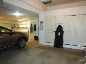 Three Car Attached Garage / Storage