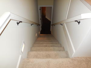 Access to Bonus Room / Lighted Stairs