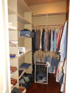 Two Full Walk-In Closets