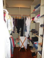 Master Suite Walk-In Closets