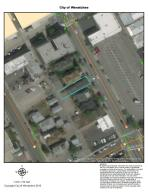 Aerial Map of 218 Mission st