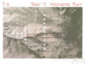 Tract 7 Aerial Photo