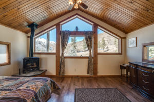 Mountain Views from Master Suite