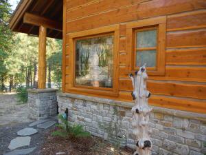 Granite foundation accents