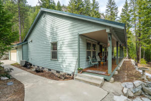 Home & Covered Deck