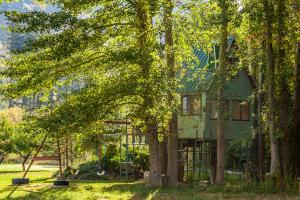 Treehouse & Swingset