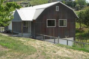 Beavers barn