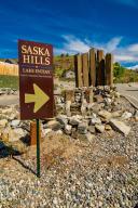 Saska Hills Entrance