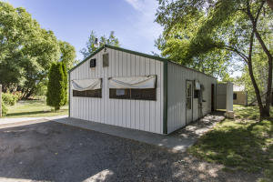 Camp Kitchen and shower facility