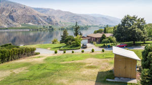 Lot, Storage Shed & Columbia River View