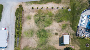 Aerial View of Lot