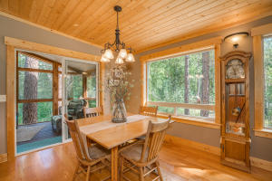 Dining Room to Screened Porch