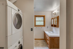 Upper Full Bath/ Laundry