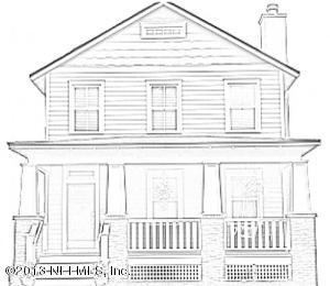 Photo of 1241 Walnut St, Jacksonville, Fl 32206 - MLS# 643894