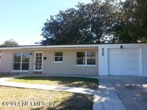826 5TH AVE JACKSONVILLE BEACH, FL 32250