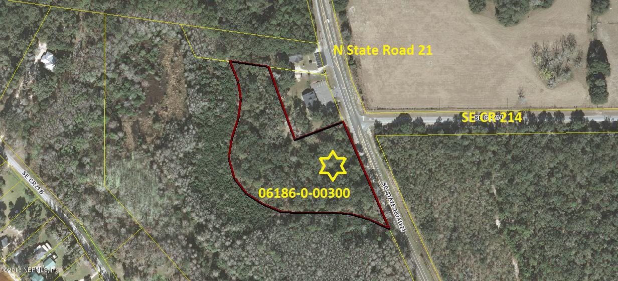TBD SR 21, MELROSE, FLORIDA 32666, ,Vacant land,For sale,SR 21,787481