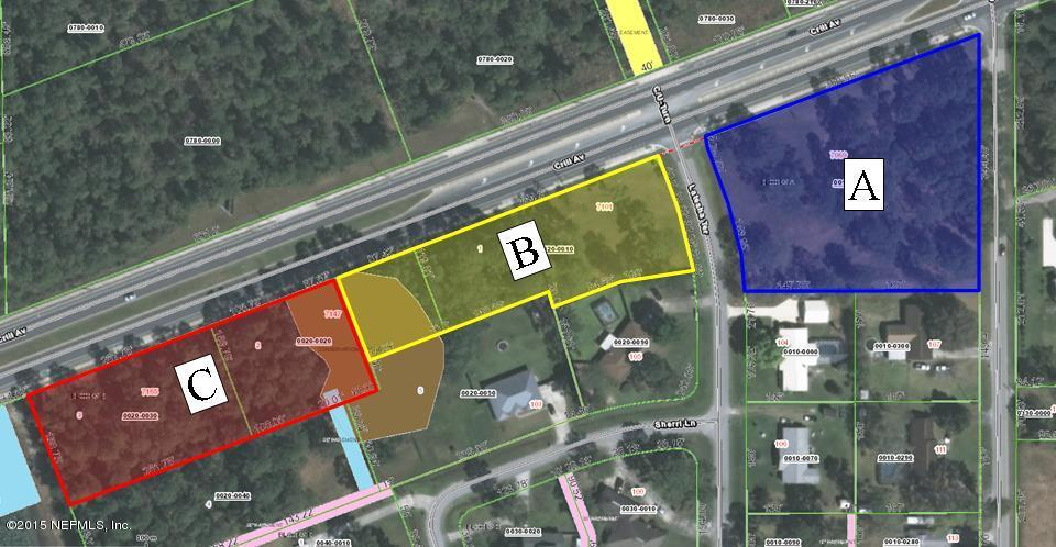 7165 CRILL, PALATKA, FLORIDA 32177, ,Vacant land,For sale,CRILL,788480