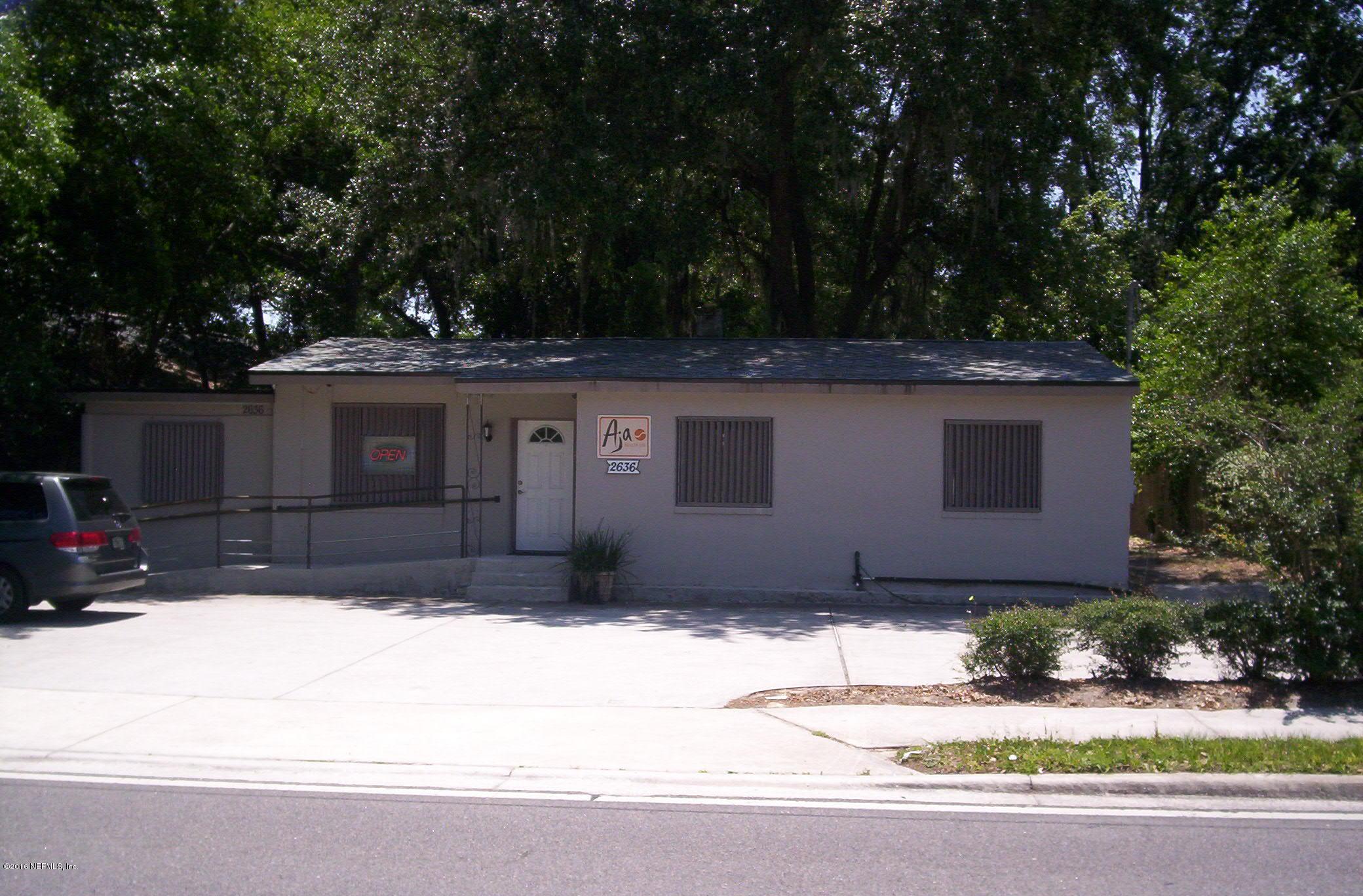 2636 UNIVERSITY, JACKSONVILLE, FLORIDA 32217, ,Commercial,For sale,UNIVERSITY,827994
