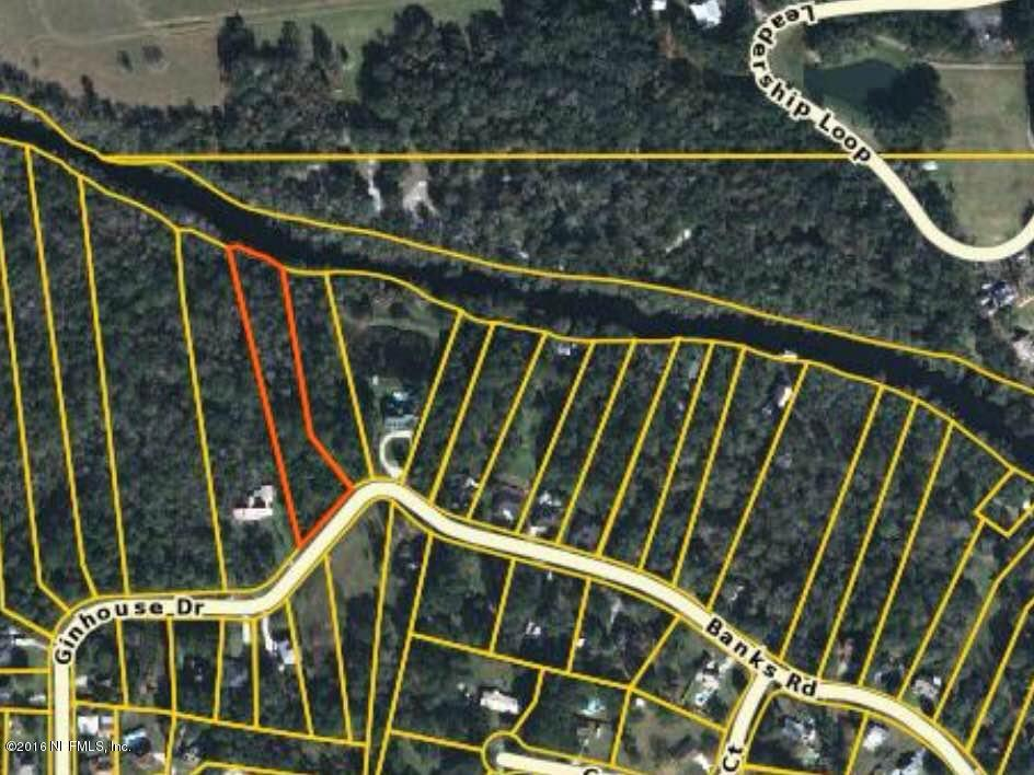 2120 GINHOUSE, MIDDLEBURG, FLORIDA 32068, ,Vacant land,For sale,GINHOUSE,822750