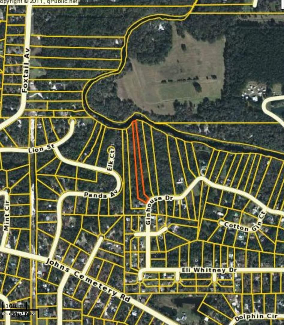 2148 GINHOUSE, MIDDLEBURG, FLORIDA 32068, ,Vacant land,For sale,GINHOUSE,822751