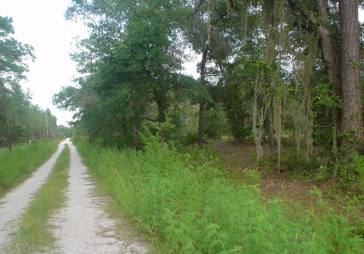 0 85TH, STARKE, FLORIDA 32091, ,Vacant land,For sale,85TH,846506