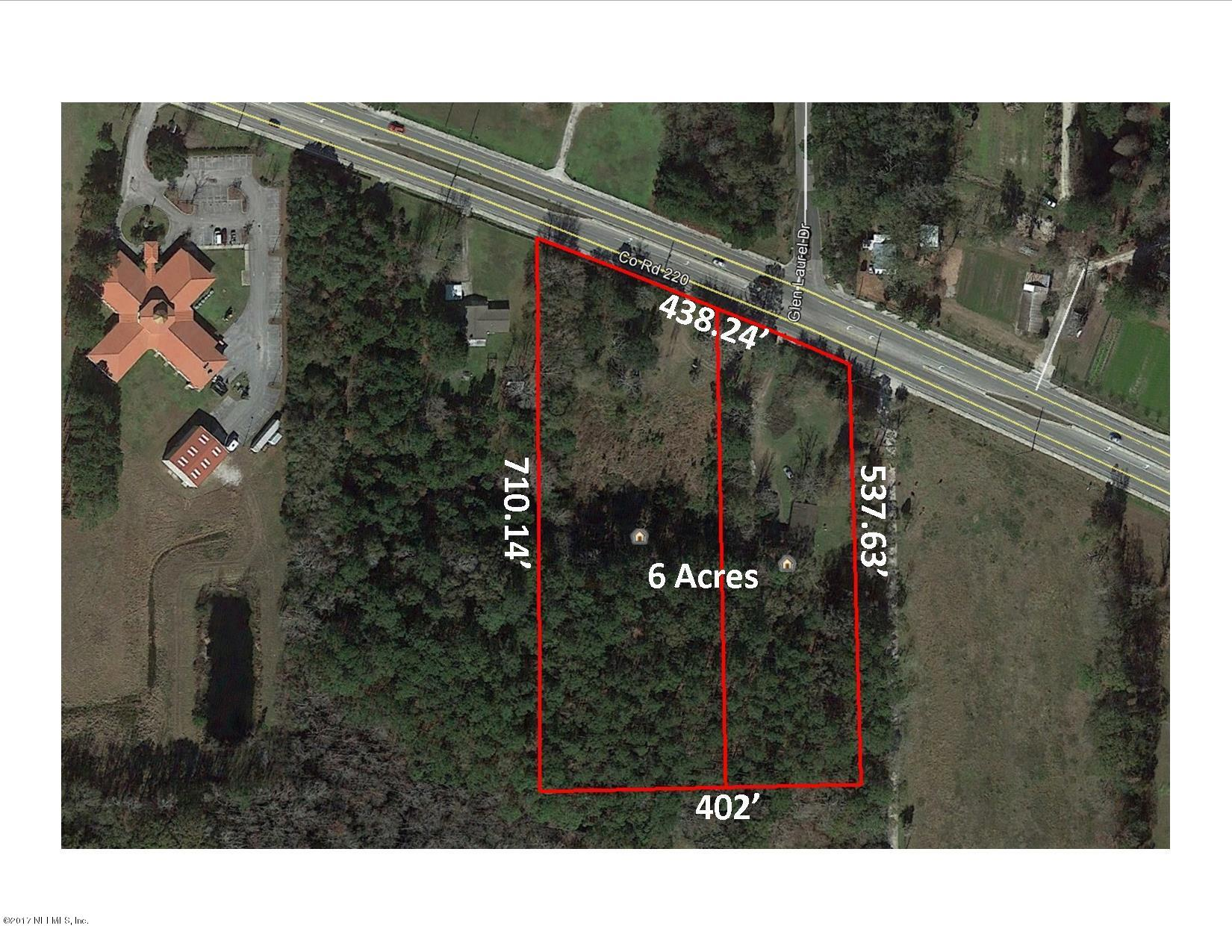 2759 COUNTY ROAD 220, MIDDLEBURG, FLORIDA 32068, ,Commercial,For sale,COUNTY ROAD 220,868339