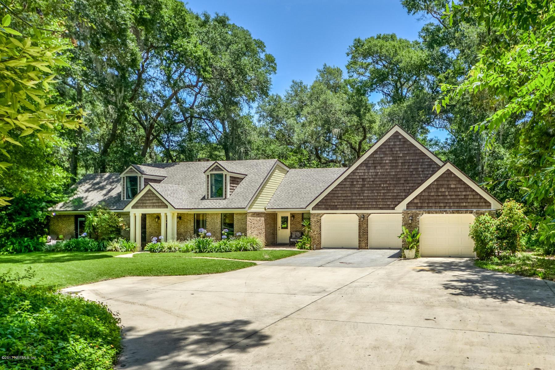 1304 MARIAN, FERNANDINA BEACH, FLORIDA 32034, 5 Bedrooms Bedrooms, ,3 BathroomsBathrooms,Residential - single family,For sale,MARIAN,893509