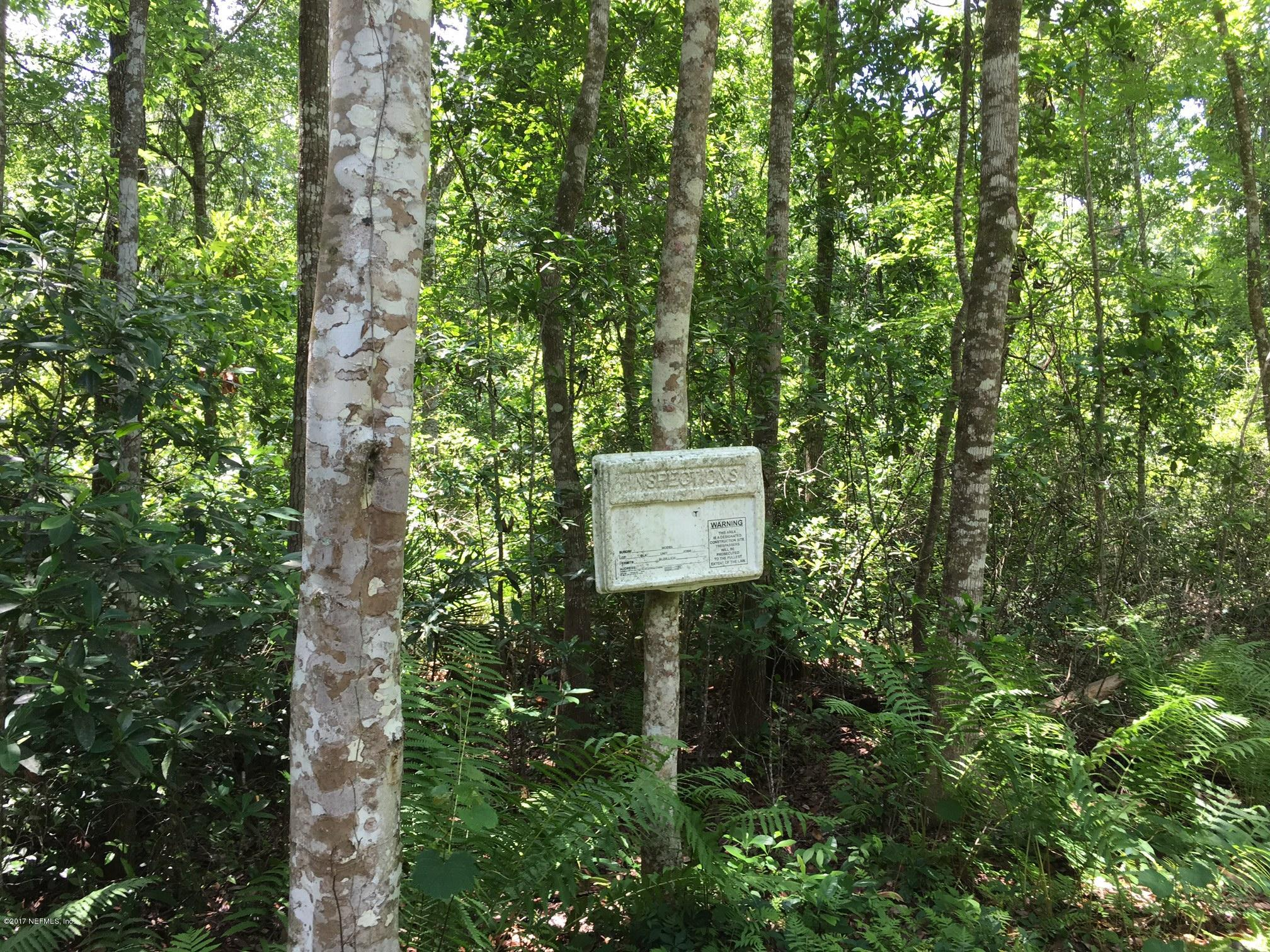 127 POCAHONTAS, FLORAHOME, FLORIDA 32140, ,Vacant land,For sale,POCAHONTAS,885053