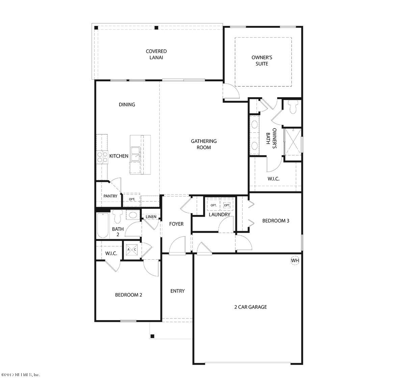 4109 FISHING CREEK, MIDDLEBURG, FLORIDA 32068, 3 Bedrooms Bedrooms, ,2 BathroomsBathrooms,Residential - single family,For sale,FISHING CREEK,897956
