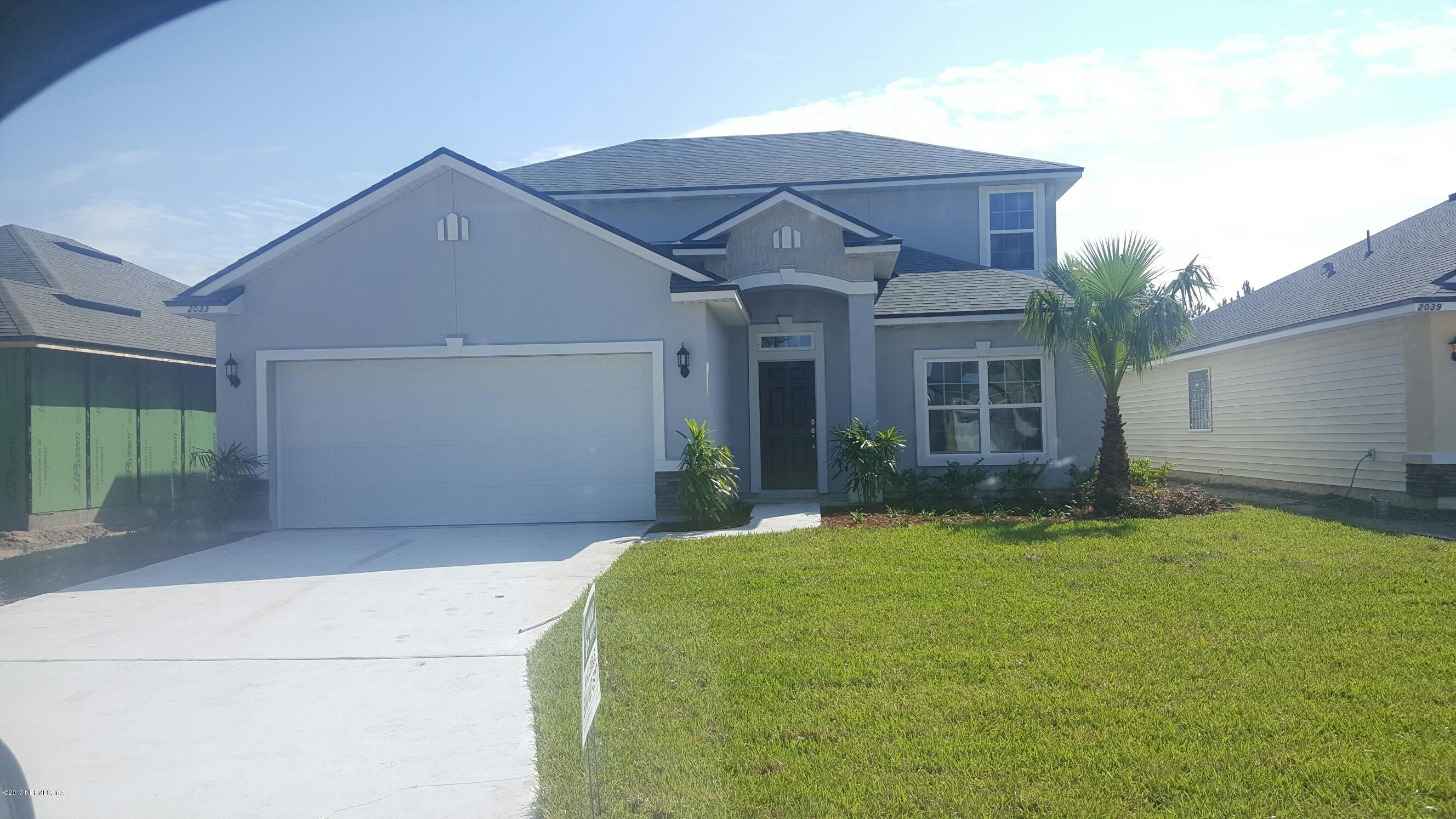 2033 PATRIOT WALK, JACKSONVILLE, FLORIDA 32221, 3 Bedrooms Bedrooms, ,2 BathroomsBathrooms,Residential - single family,For sale,PATRIOT WALK,887672