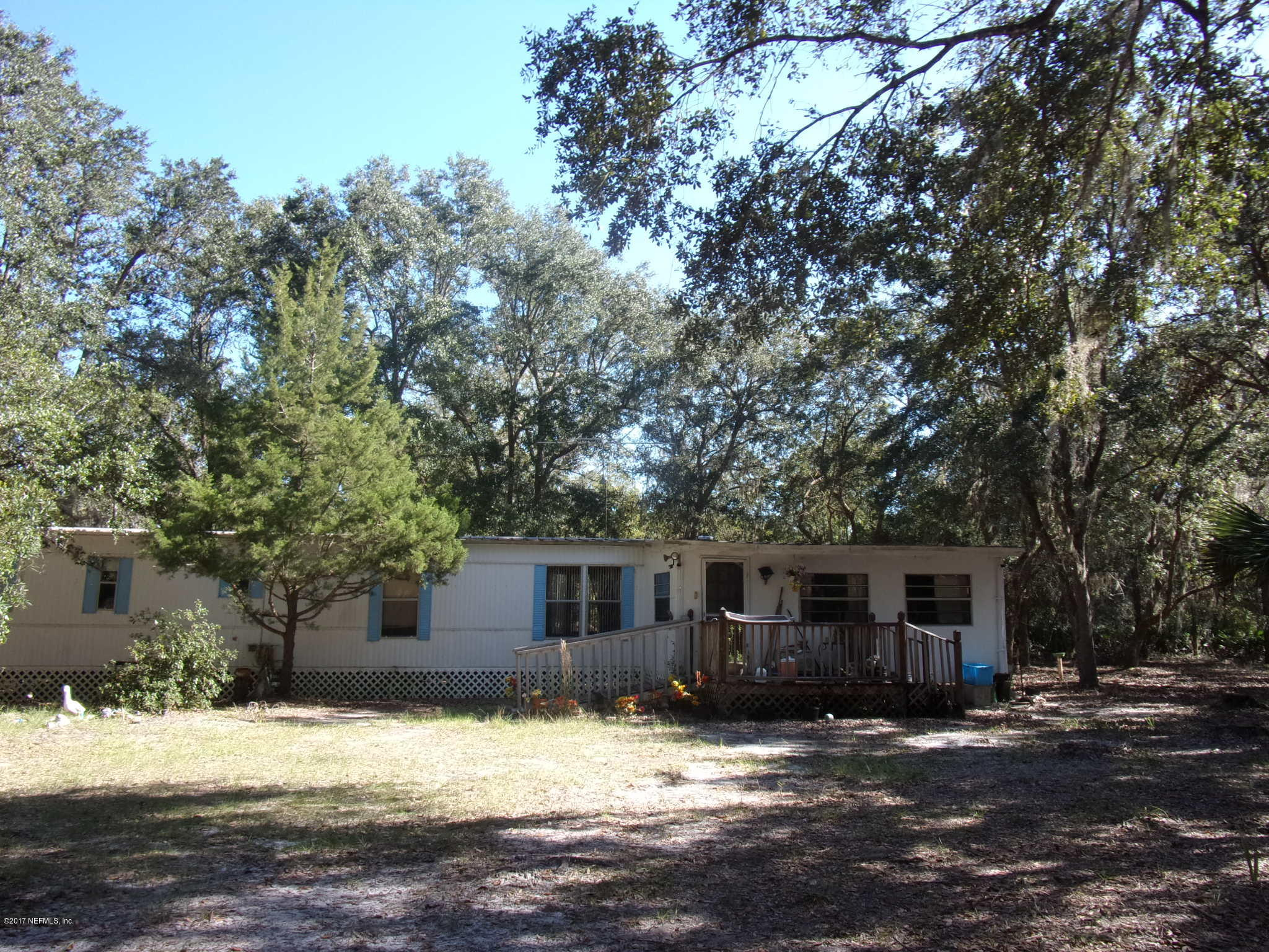 150 ROSE WALK, GEORGETOWN, FLORIDA 32139, 2 Bedrooms Bedrooms, ,1 BathroomBathrooms,Residential - mobile home,For sale,ROSE WALK,909384