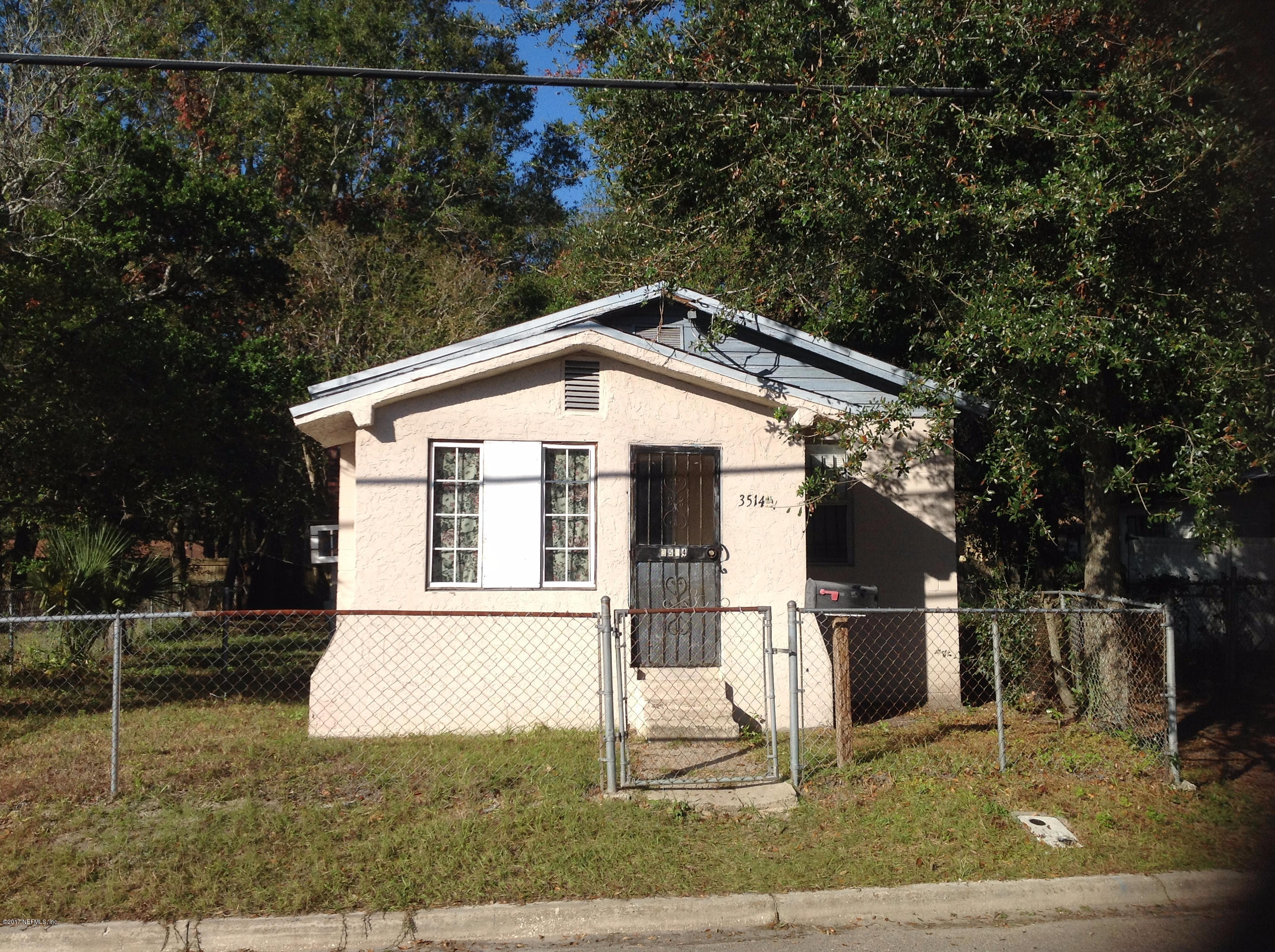 3514 HAINES, JACKSONVILLE, FLORIDA 32206, 3 Bedrooms Bedrooms, ,1 BathroomBathrooms,Residential - single family,For sale,HAINES,909564
