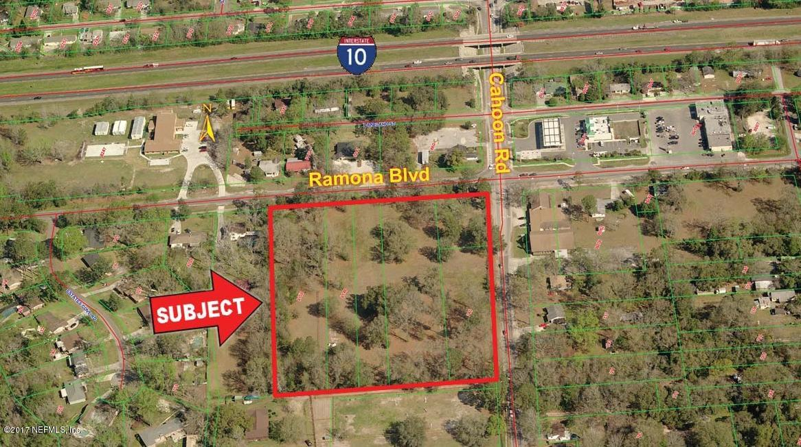 8158 RAMONA, JACKSONVILLE, FLORIDA 32221, ,Commercial,For sale,RAMONA,913156