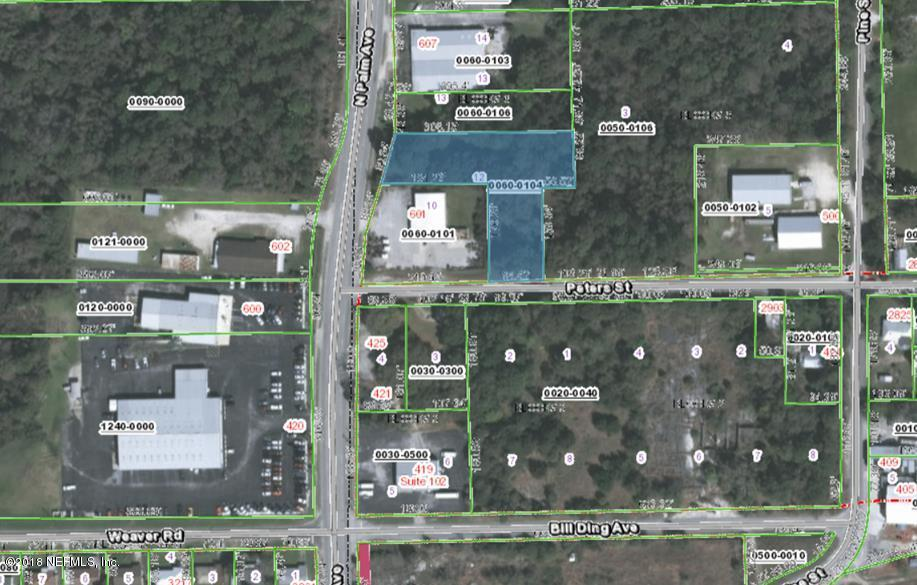 0 PALM, PALATKA, FLORIDA 32177, ,Commercial,For sale,PALM,916111