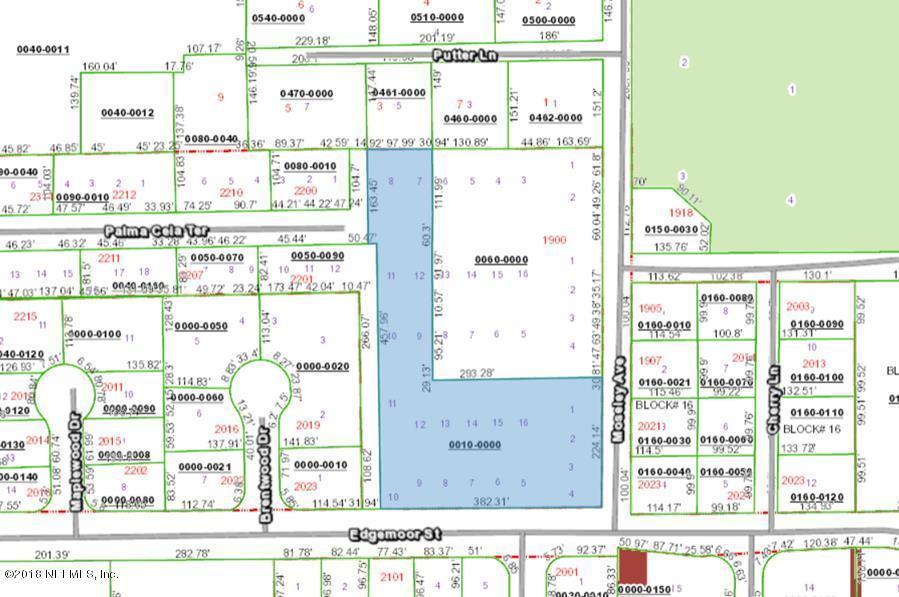 0 MOSELEY, PALATKA, FLORIDA 32177, ,Vacant land,For sale,MOSELEY,917676