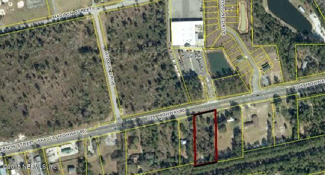 6572 MT VERNON, GLEN ST. MARY, FLORIDA 32040, ,Commercial,For sale,MT VERNON,922575