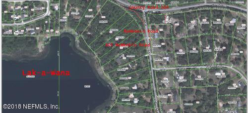 105 MCMEEKIN, HAWTHORNE, FLORIDA 32640, ,Vacant land,For sale,MCMEEKIN,926463