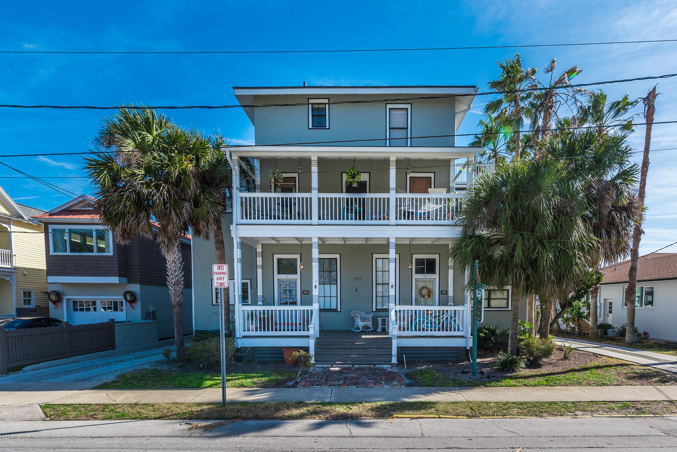 105 MARINE, ST AUGUSTINE, FLORIDA 32084, ,Commercial,For sale,MARINE,928661