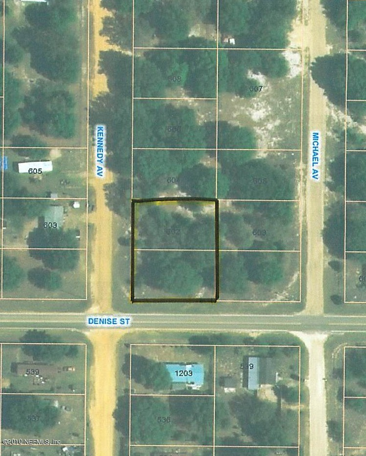 0 DENISE, INTERLACHEN, FLORIDA 32148, ,Vacant land,For sale,DENISE,929136