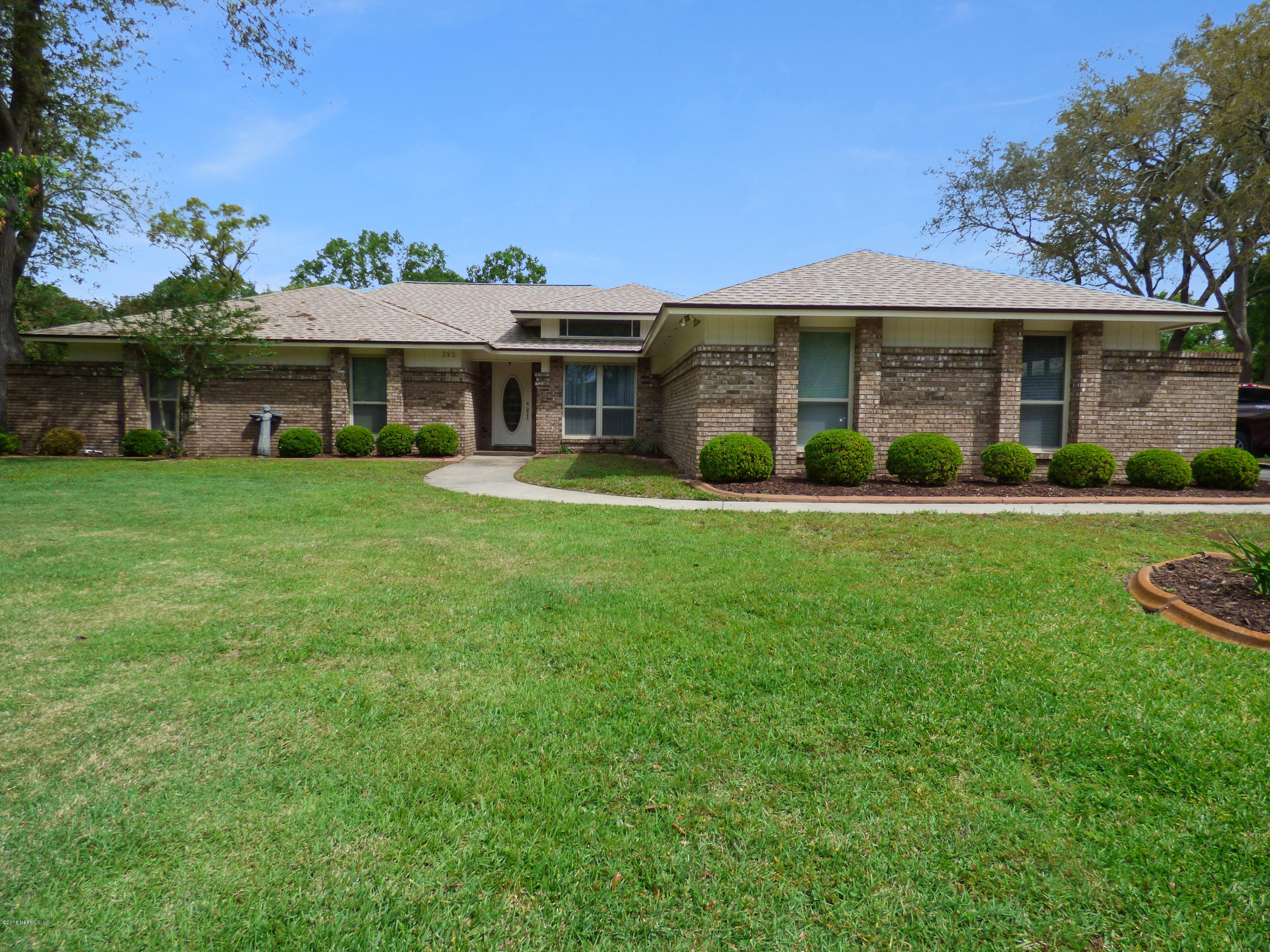 282 DEVONSHIRE, ORANGE PARK, FLORIDA 32073, 3 Bedrooms Bedrooms, ,2 BathroomsBathrooms,Residential - single family,For sale,DEVONSHIRE,930058