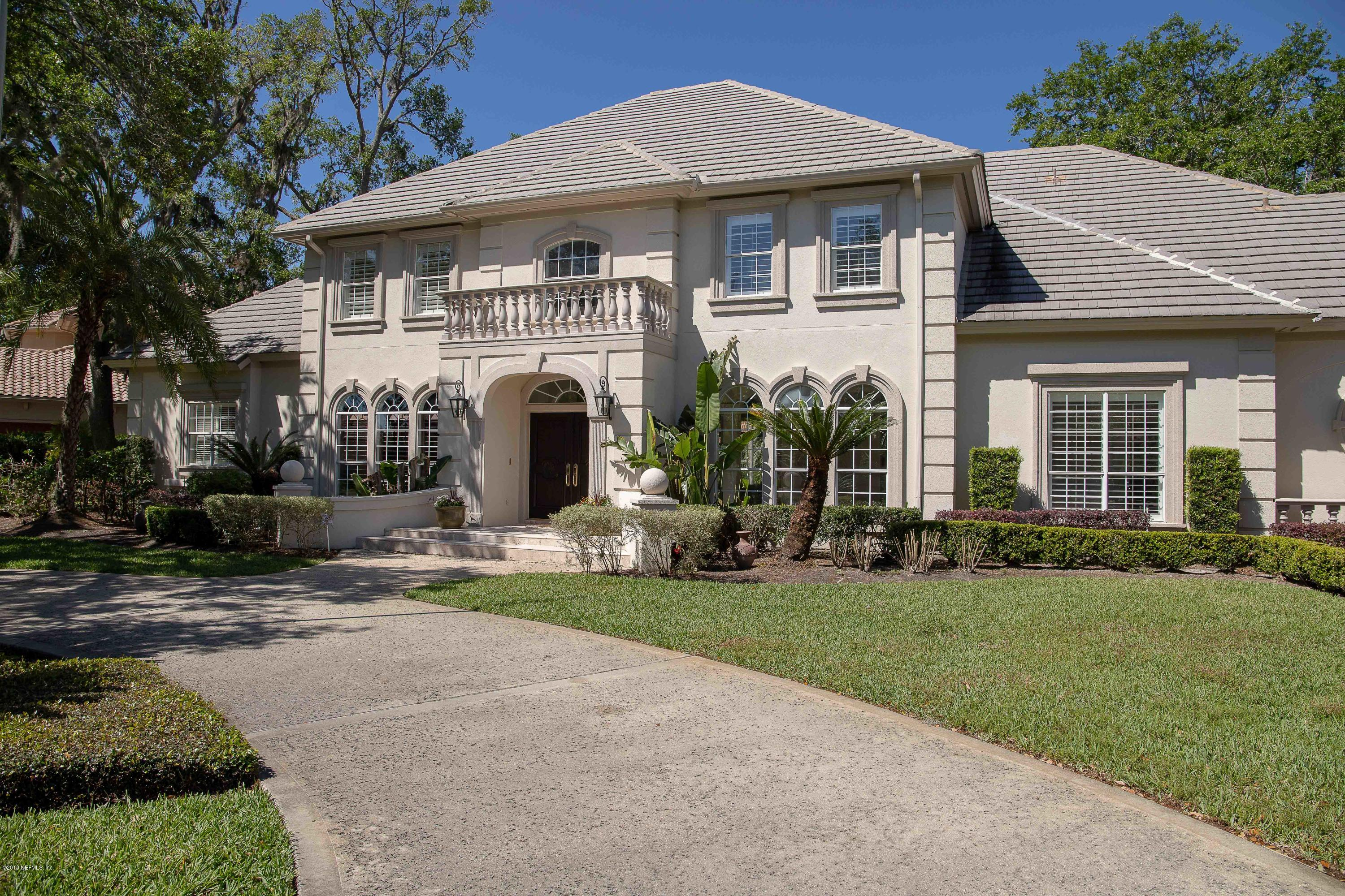 24649 HARBOUR VIEW, PONTE VEDRA BEACH, FLORIDA 32082, 5 Bedrooms Bedrooms, ,6 BathroomsBathrooms,Residential - single family,For sale,HARBOUR VIEW,930314
