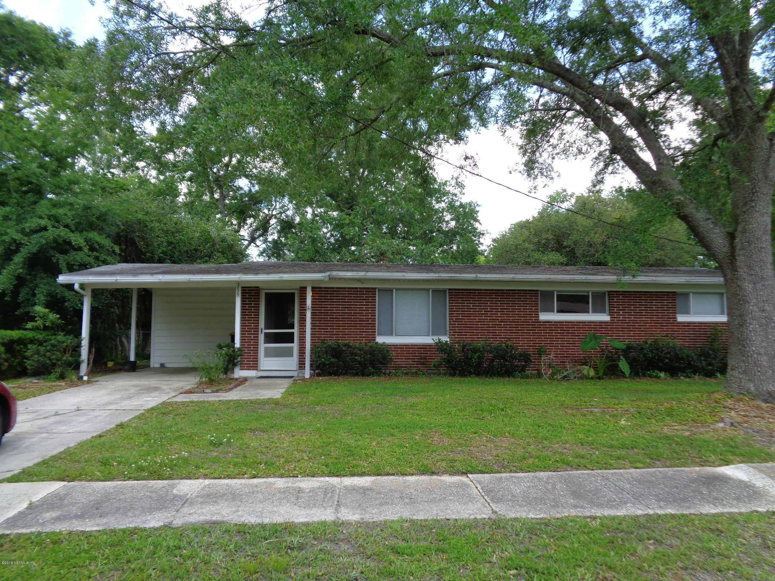 2029 BURPEE, JACKSONVILLE, FLORIDA 32210, 3 Bedrooms Bedrooms, ,2 BathroomsBathrooms,Residential - single family,For sale,BURPEE,933496