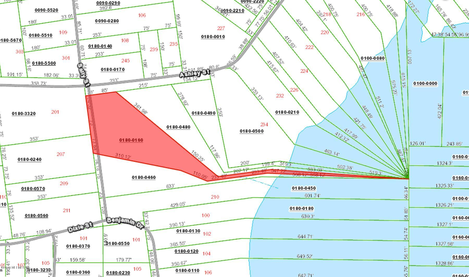 000 ASHLEY, HAWTHORNE, FLORIDA 32640, ,Vacant land,For sale,ASHLEY,935923