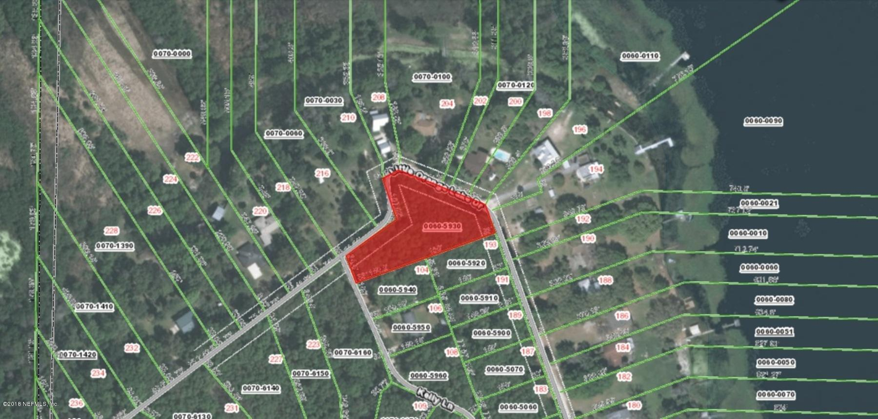 000 KELLY, HAWTHORNE, FLORIDA 32640, ,Vacant land,For sale,KELLY,936509