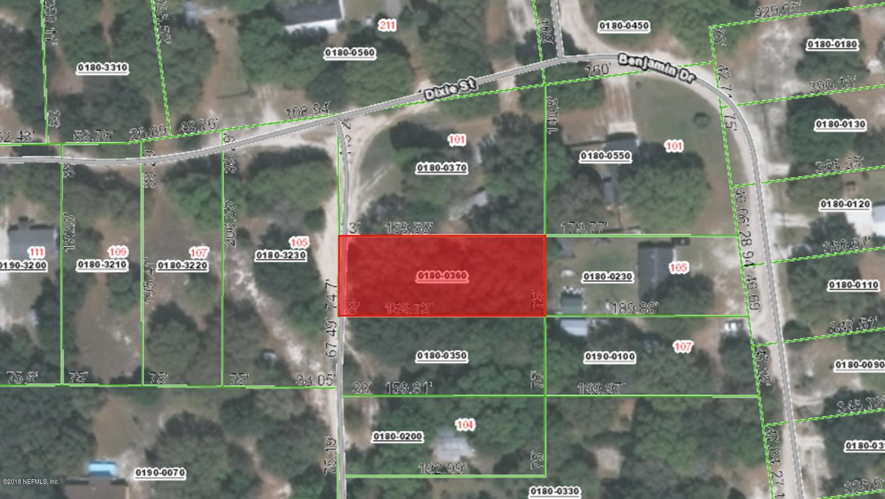 000 JOHN, HAWTHORNE, FLORIDA 32640, ,Vacant land,For sale,JOHN,936554