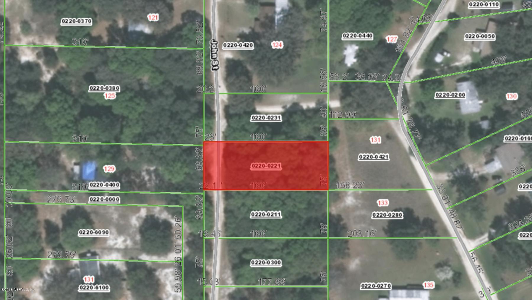 000 JOHN, HAWTHORNE, FLORIDA 32640, ,Vacant land,For sale,JOHN,936575