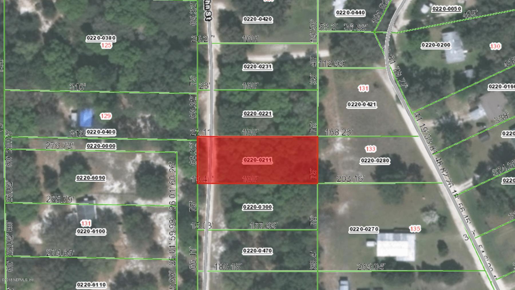 000 JOHN, HAWTHORNE, FLORIDA 32640, ,Vacant land,For sale,JOHN,936576