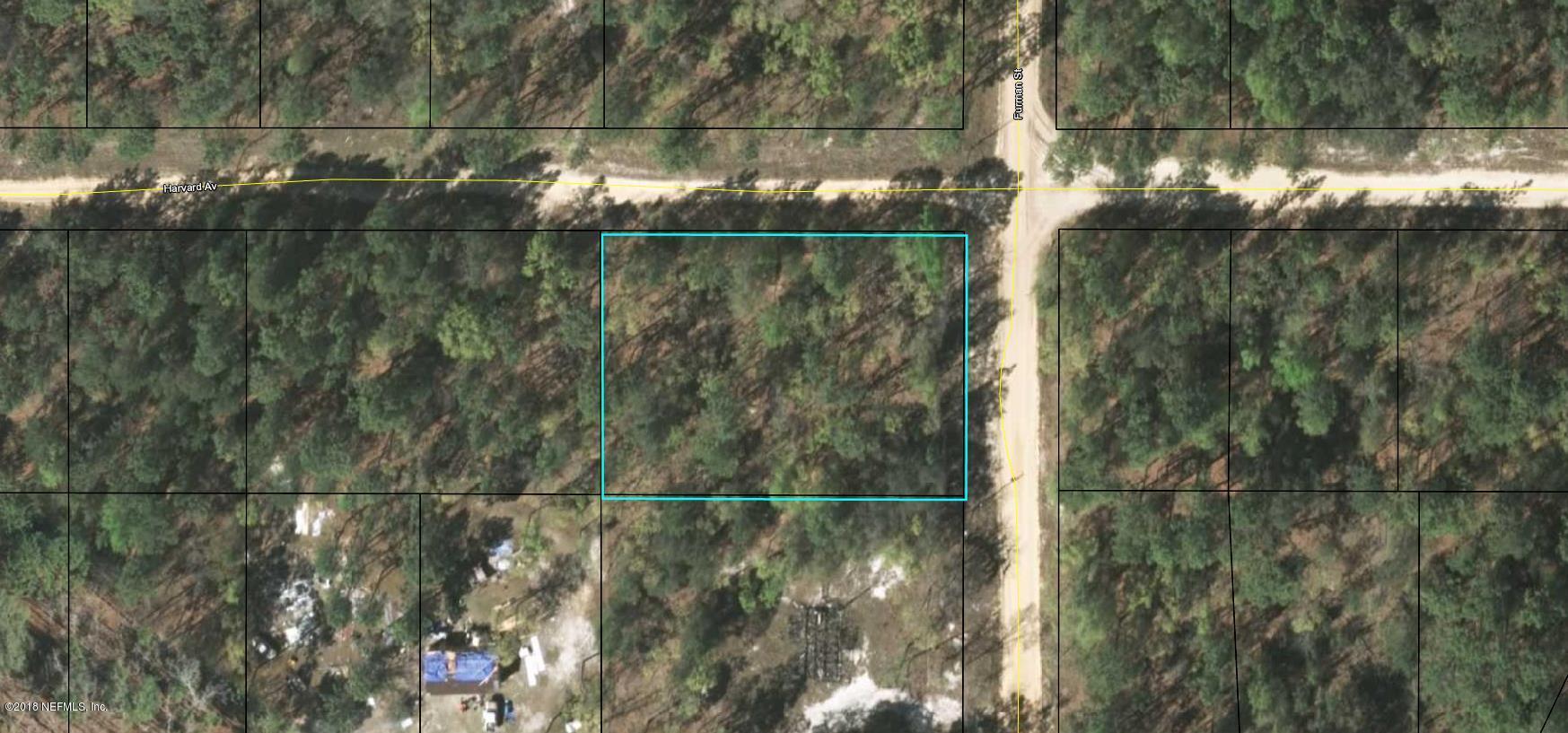 6153 HARVARD, KEYSTONE HEIGHTS, FLORIDA 32656, ,Vacant land,For sale,HARVARD,936732